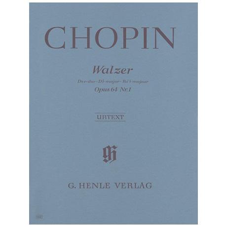 Chopin, F.: Walzer Des_Dur Op. 64,1 (Minuten)