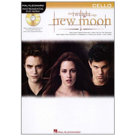 The Twilight Saga: New Moon (+CD)