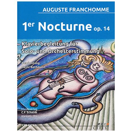 Franchomme, A.: 1er Nocturne Op.14 Nr. 1 e-Moll