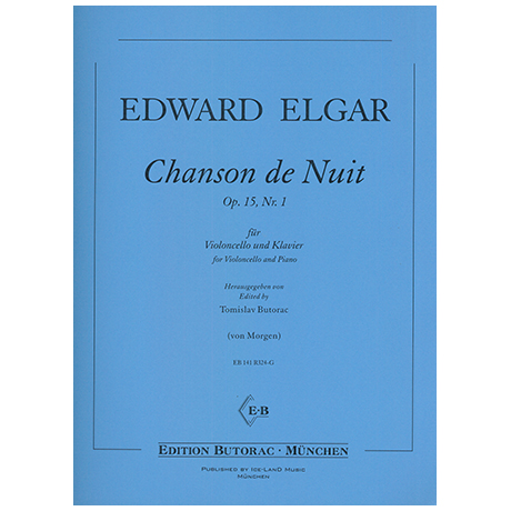 Elgar, E.: Chanson de Nuit Op.15 Nr. 1