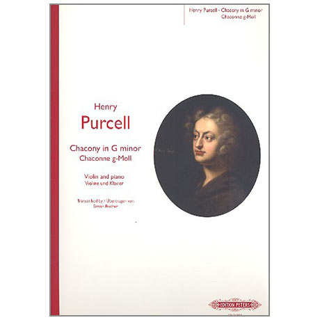 Purcell, H.: Chaconne g-Moll
