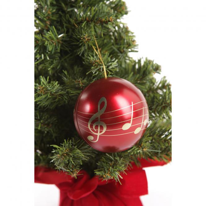 Weihnachtsbaumkugel Notes