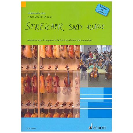 Boch, Birgit: Streicher sind Klasse: Arrangements