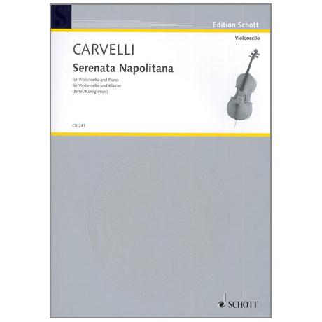 Carvelli, L.: Serenata Napolitana