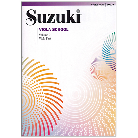 Suzuki Viola School Vol. 9