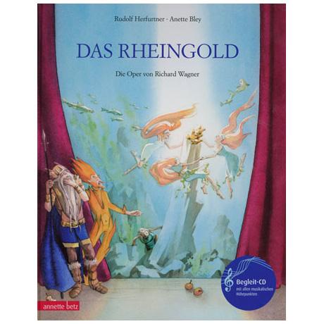 Wagner: Das Rheingold (+CD)