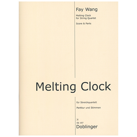Wang, F.: Melting Clock