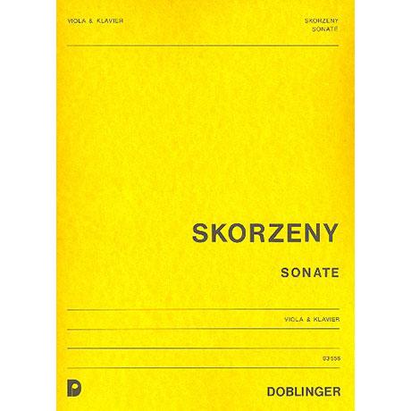 Skorzeny, F.: Sonate