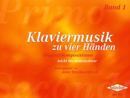 Terzibaschitsch, A.: Klaviermusik zu vier Händen Band 1