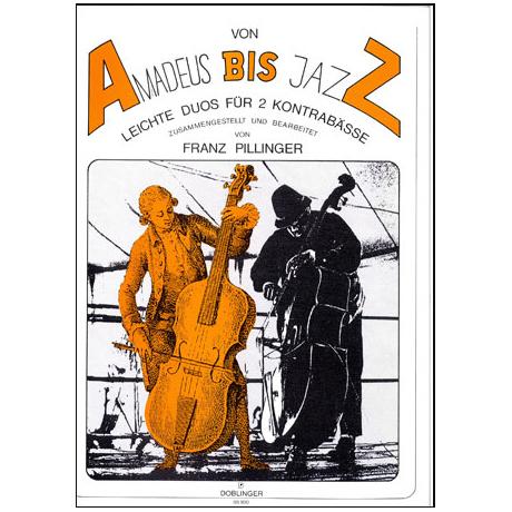 Von Amadeus bis Jazz - Leichte Duos (ohne Daumenaufsatz)