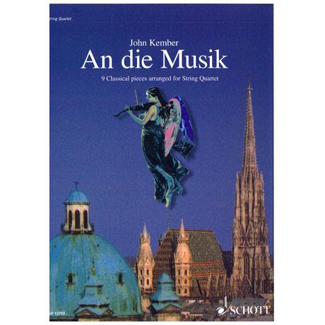 Kember, John: An die Musik