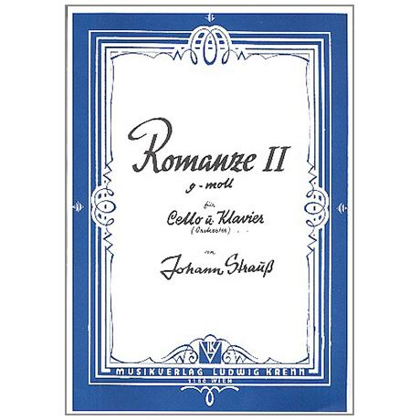 Strauß, J.: Romanze g-Moll Nr.2 Op.255