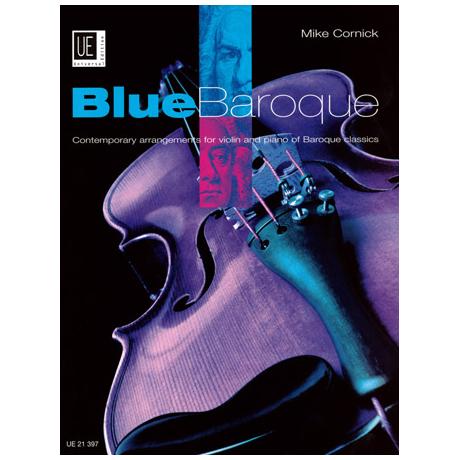 Cornick: Blue Baroque