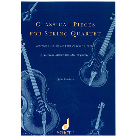 Kember, J.: Classical Pieces