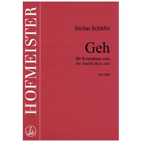 Schäfer, S.: Geh