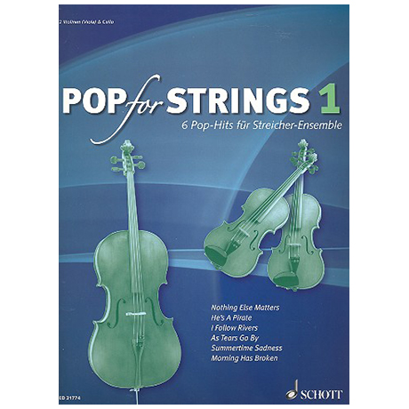 Zlanabitnig, M.: Pop for Strings Band 1