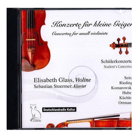 Konzerte für kleine Geiger - CD