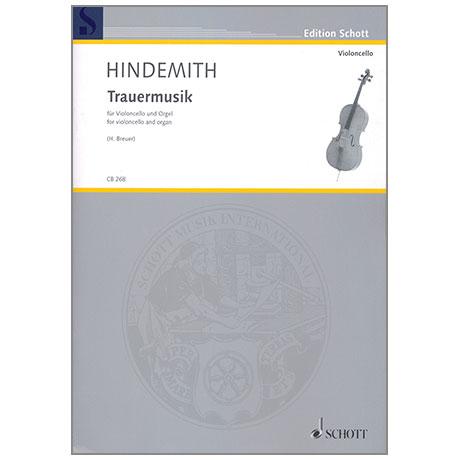 Hindemith, P.: Trauermusik