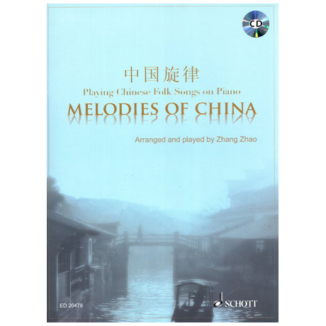 Melodies of China (+ CD)