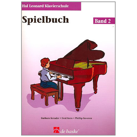 Kreader, B: Hal Leonard Klavierschule Band 2