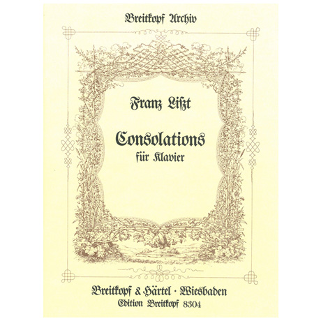 Liszt, F.: Consolations