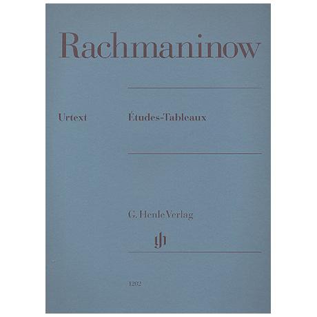 Rachmaninow, S.: Études-Tableaux