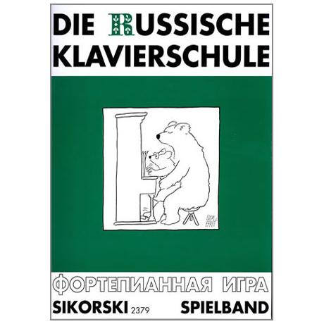 Nikolajew: Die russische Klavierschule – Spielbuch