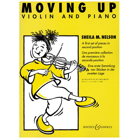 Nelson, S.: Moving up