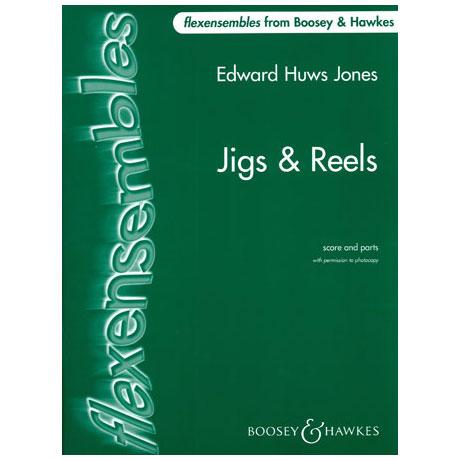 Flexensembles: Huws Jones, E.: Jigs & Reels
