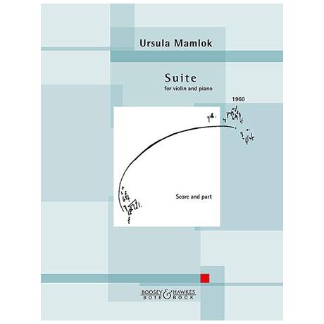 Mamlok, U.: Suite