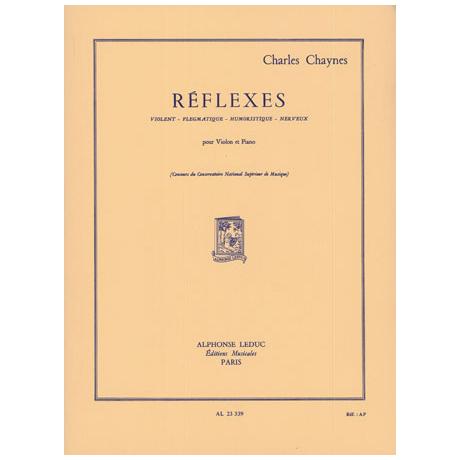 Chaynes, C.: Réflexes