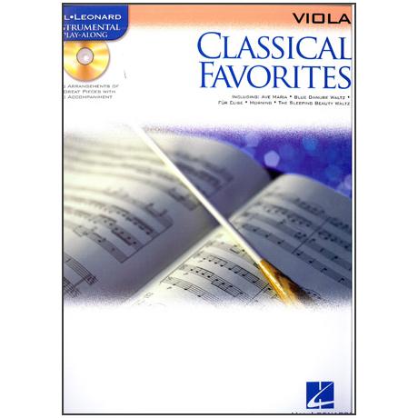 Classical Favorites (+CD)