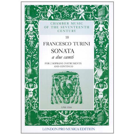 Turini, Francesco: Sonata