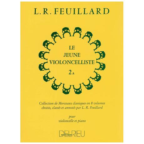 Feuillard, L. R.: Le jeune violoncelliste Band 2a