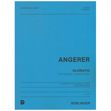 Angerer, P.: Gloriatio