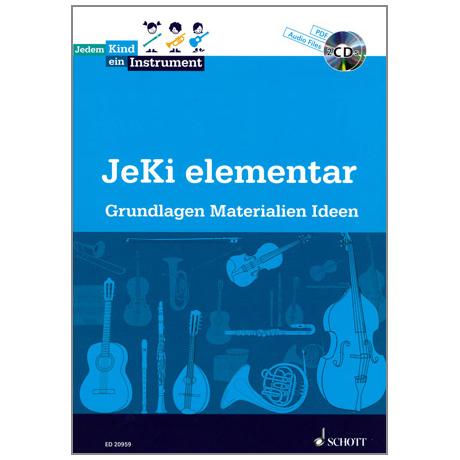 Jedem Kind ein Instrument – Lehrerband 1 (+CD)