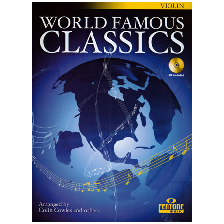 World Famous Classics (+CD)