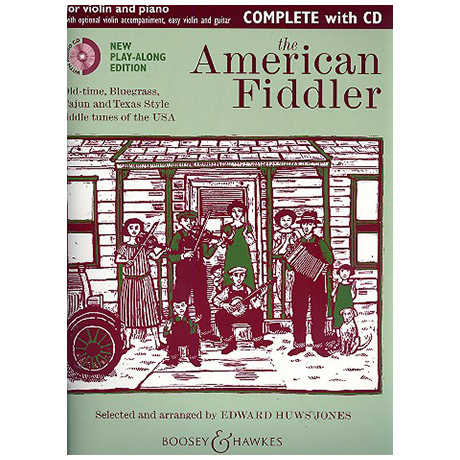 The American Fiddler Complete (+CD)
