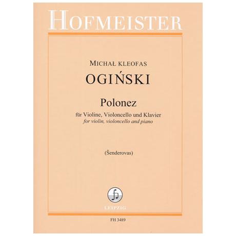 Oginski, M.K.: Polonez
