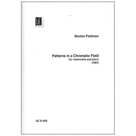 Feldman, M.: Patterns in a Chromatic Field