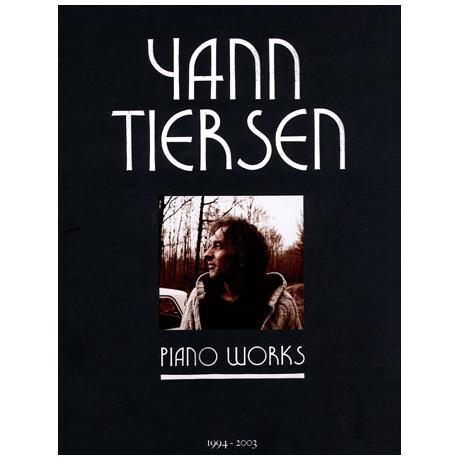 Tiersen, Yann: Piano Works