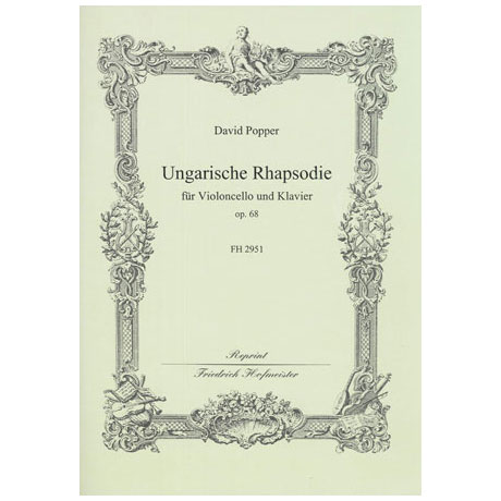 Popper, D.: Ungarische Rhapsodie Op.68