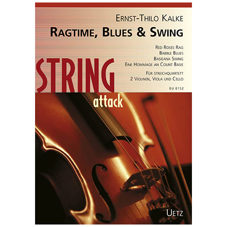 Kalke, E.Th.: Ragtime, Blues and Swing