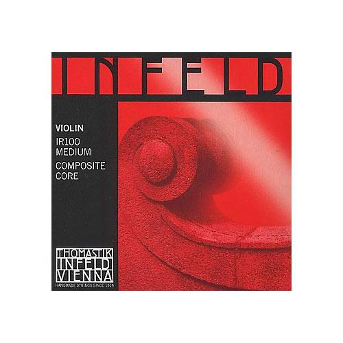 THOMASTIK Infeld rot Violinsaite D