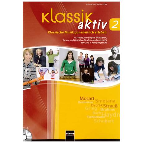 Klassik aktiv Band 2 (+CD)