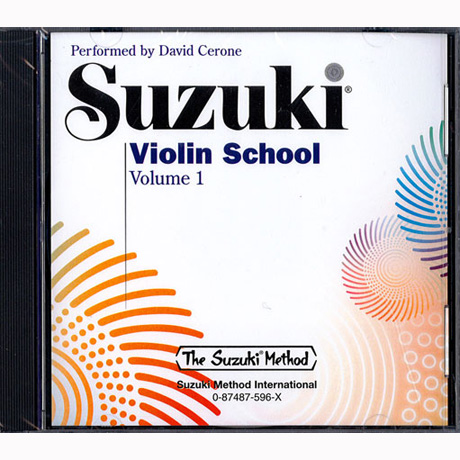 Suzuki Violin School Vol.1 – CD