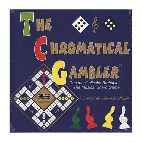 The chromatical Gambler - Das musikalische Glücksspiel