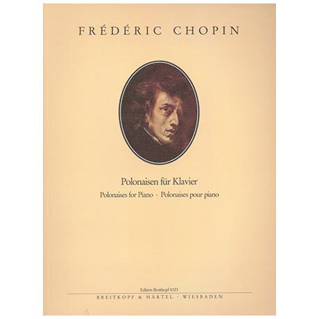 Chopin, F.: Polonaisen