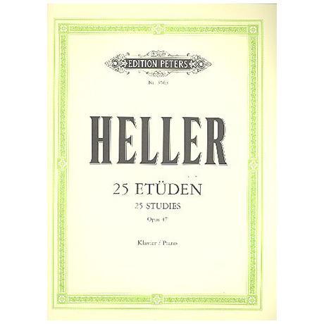 Heller, Stephen: 25 Etüden op. 47