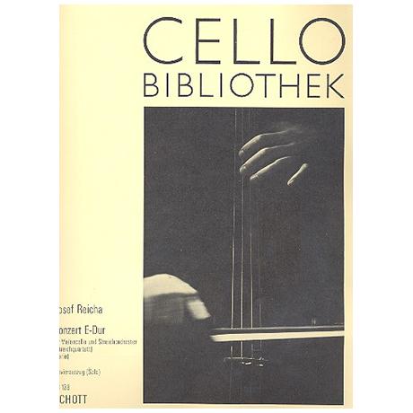 Reicha, J.: Konzert E-Dur Op.4 Nr.1